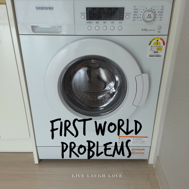 Why I have a love/hate relationship with appliances and how they go on the fritz the moment your hubby leaves town (including the repaired microwave).