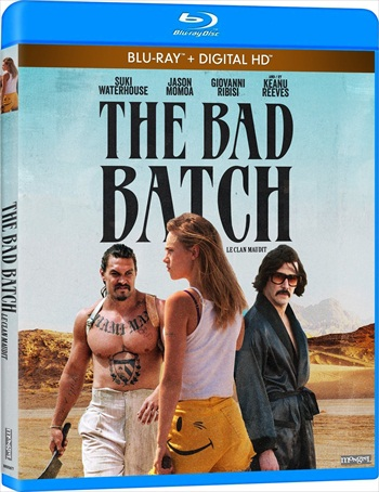 The Bad Batch 2016 English 480p BRRip 300B ESubs
