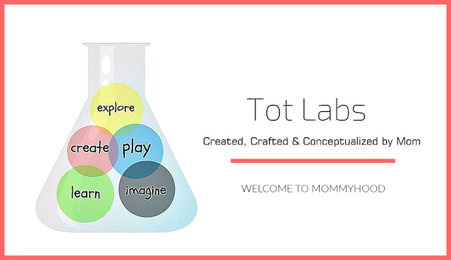 Tot Labs by Welcome to Mommyhood Montessori inspired preschool and toddler materials! #montessori, #preschoolactivities, #preschool