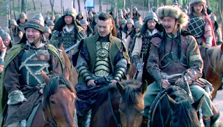 Yuan Wen Kang in Imperial Doctress, a 2016 Chinese historical drama