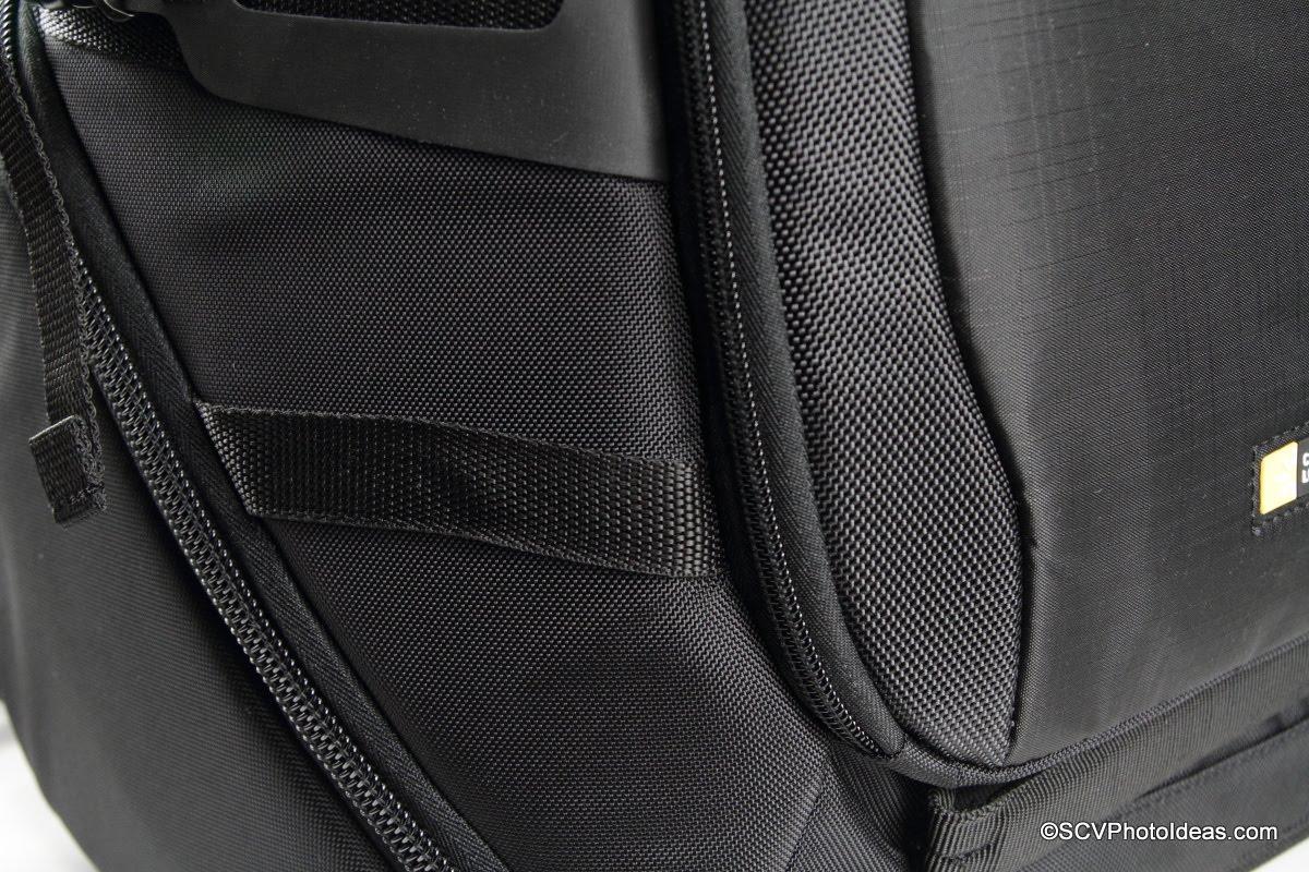 Case Logic DSB-103 tripod foot strap detail