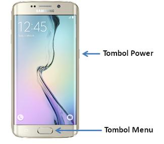 Cara Screenshot Pada Semua HP Samsung Galaxy