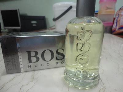 Minyak wangi a.k.a perfume