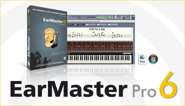 Tải Phần mềm cảm âm EarMaster