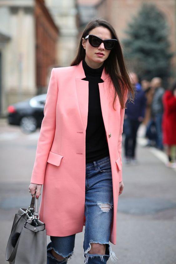 bd0c8f49d28b Μία από τις τάσεις στα χρώματα για το φετινό φθινόπωρο λοιπόν είναι το  συγκεκριμένο ροζ χρώμα το οποίο είναι πιο έντονο από το κλασσικό παστέλ ή  κουφετί ...