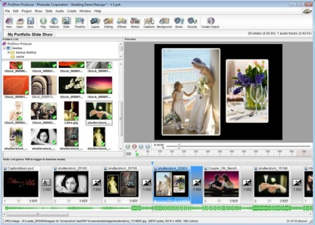 Download Photodex ProShow Producer 8.0.3648 Portable