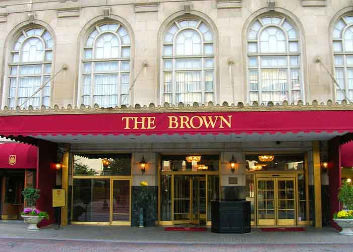 The Brown Hotel Louisville Ky Usa