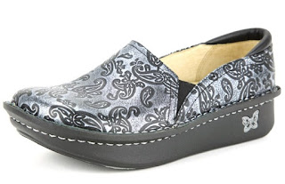 Alegria Debra-Comfortable Nursing Shoes