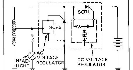 Motorcycle Rectifier Circuit Mixer Circuit Wiring Diagram