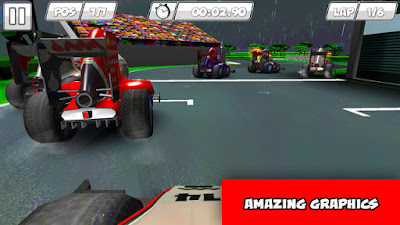 Download MiniDrivers Game Balap Mobil Mini Mirip F1