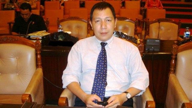 Teddy Kumaat Desak Pemprov Matangkan Renovasi Eks Gedung DPRD Sulut