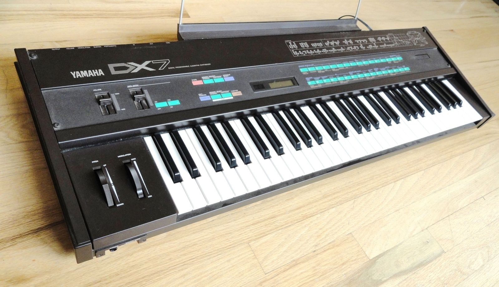 Dx7 ii manual