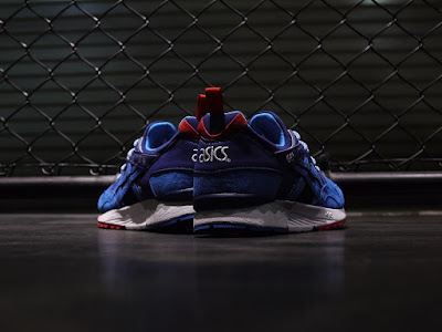 Asics Tiger, Mita Sneakers, Gel-Lyte V, Torico, Asics Tiger x Mita Gel-Lyte V, sneakers, Suits and Shirts, calzado, sportstyle, sportwear,