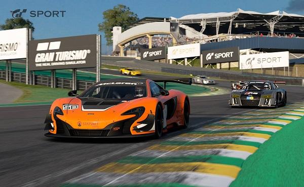 Lista de autos Gran Turismo Sport