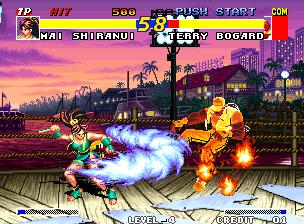 Real Bout Fatal Fury+arcade+game+portable+videojuego+descargar gratis