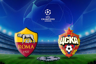 CSKA Moscow vs AS Roma Live Streaming Today 07-11-2018 UEFA Champions League