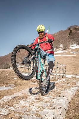 MTB Avito Mountainbike Tour Monte Vignola
