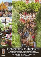Fiesta del Corpus Christi 2016 - Zahara de la Sierra