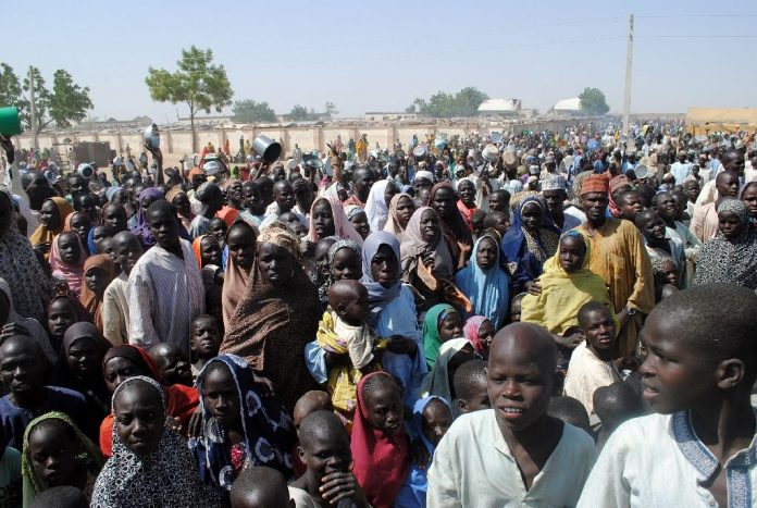 5000 tested positive for hiv aids idp camp borno