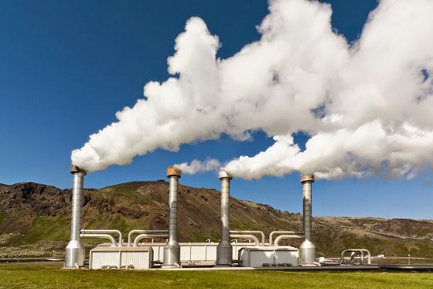 Geothermal Energi Masa Depan Indonesia