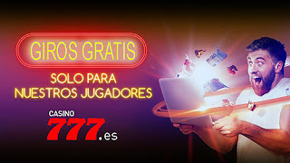 GIROS GRATIS 777.ES CASINO ON LINE