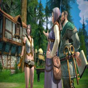 Download Tera Game Highly Compressed For PC