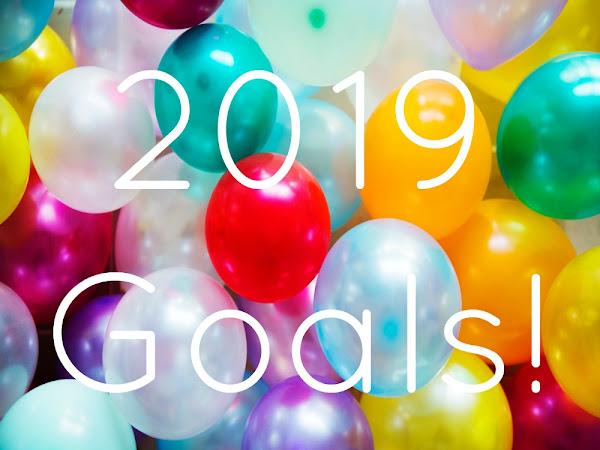 2019 Goals & Aspirations