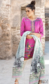 Thredz S/S Lawn Collection With Price