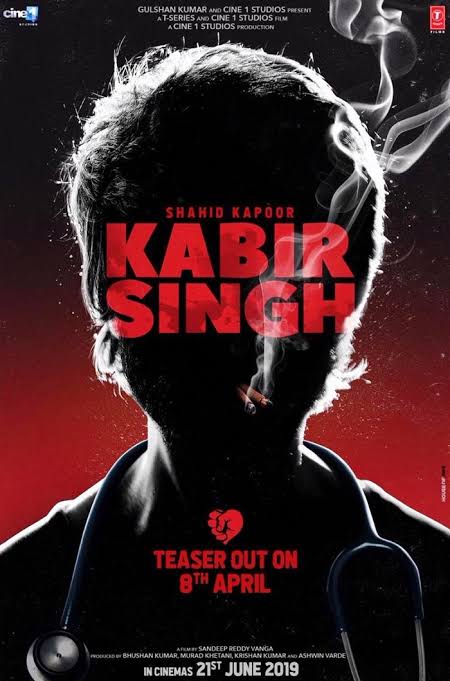 Kabir Singh (2019) Hindi 720p NonRetail DVDRip 1.GB Free Download