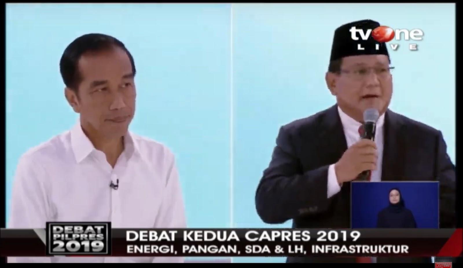 Prabowo: Beberapa Kali Bapak Sampaikan Tak Impor, Ternyata Impor, Mohon Jawaban