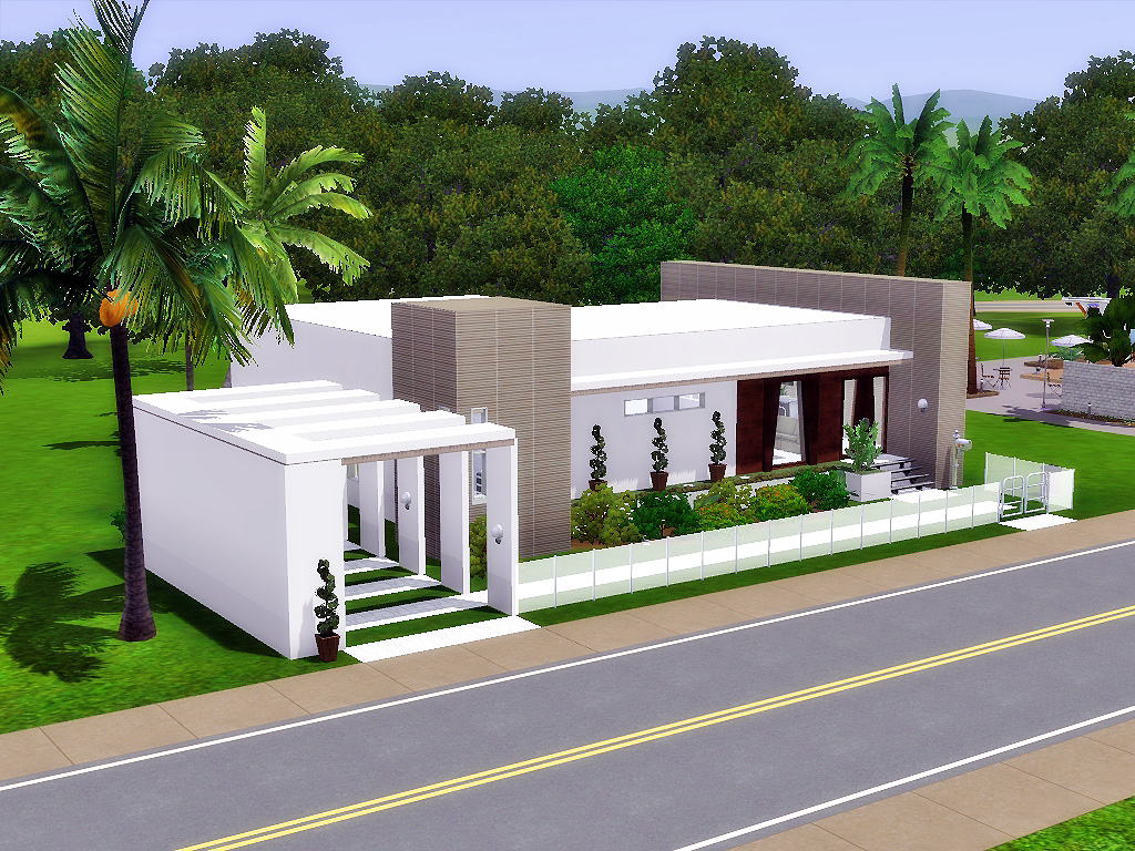 Home For Two Via Sims