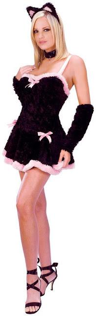 Women Kitty Costume