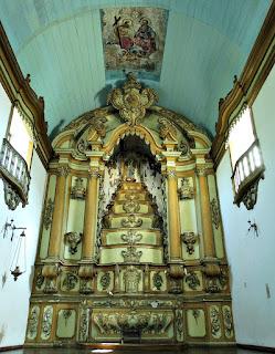 Altar Principal da Igreja Matriz Nossa Senhora da Conceição, Viamão