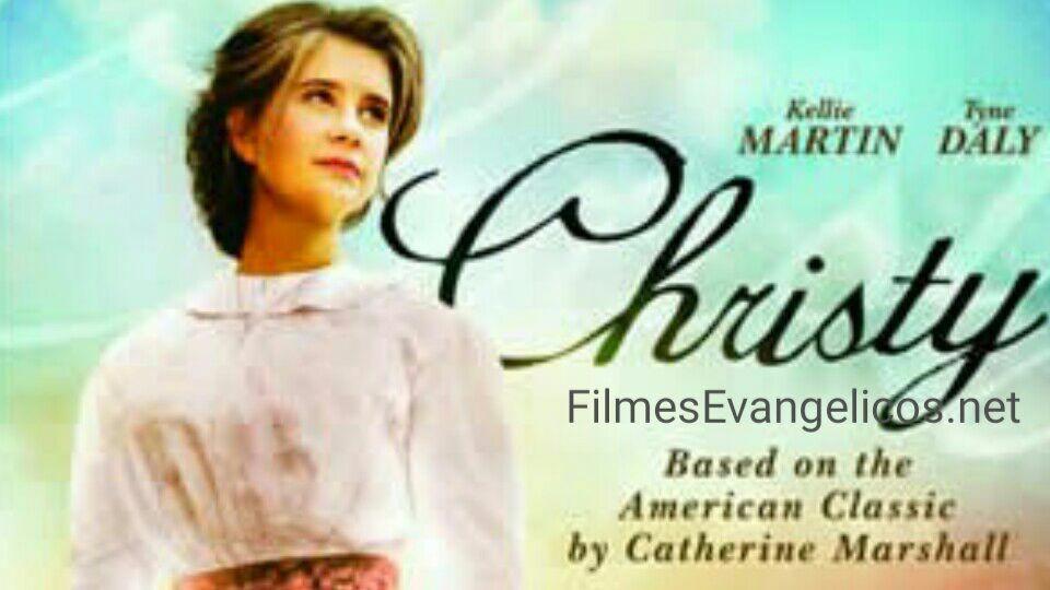 Filme gospel Christy - Uma História de Fé e Coragem de 1994
