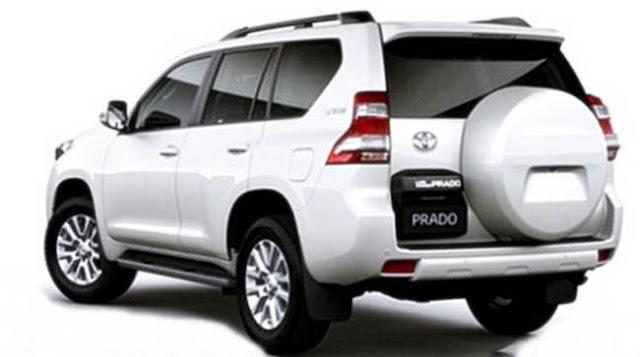 2018 Toyota Prado Australia