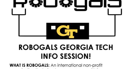 GT-HSOC Student Blog: Robogals at Georgia Tech Information