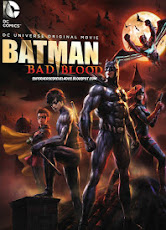 pelicula Batman: Mala sangre (Batman: Bad blood) (2016)