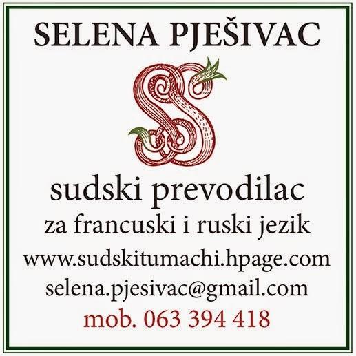 Sudski Prevodilac Za Francuski I Ruski Jezik Beograd