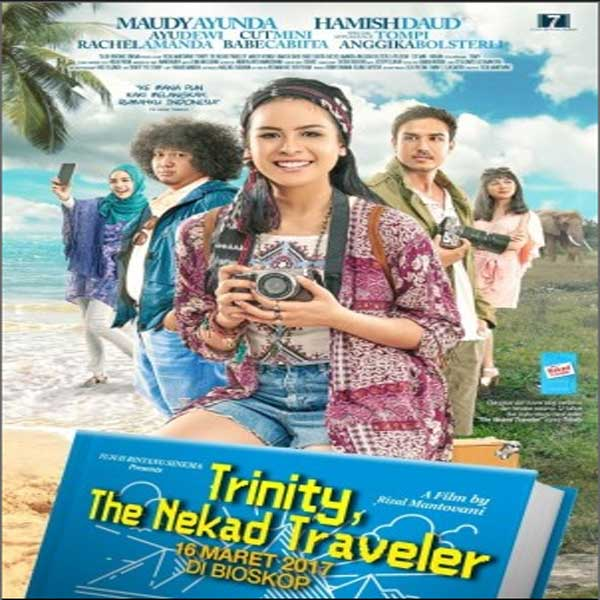 Trinity The Nekad Traveler, Trinity The Nekad Traveler Synopsis, Trinity The Nekad Traveler Review, Trinity The Nekad Traveler Trailer