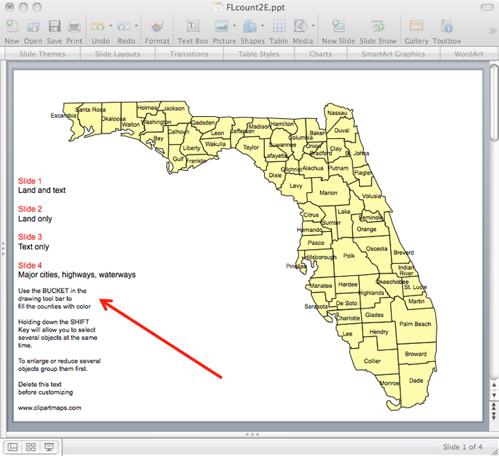 maps for design editable clip art powerpoint maps removing the