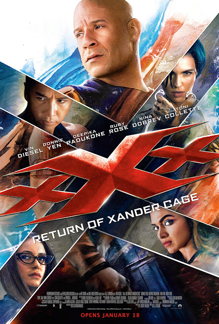 xXx Return of Xander Cage Movie Poster