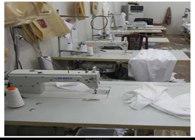 مشروع تأسيس محل الخياطة pdf