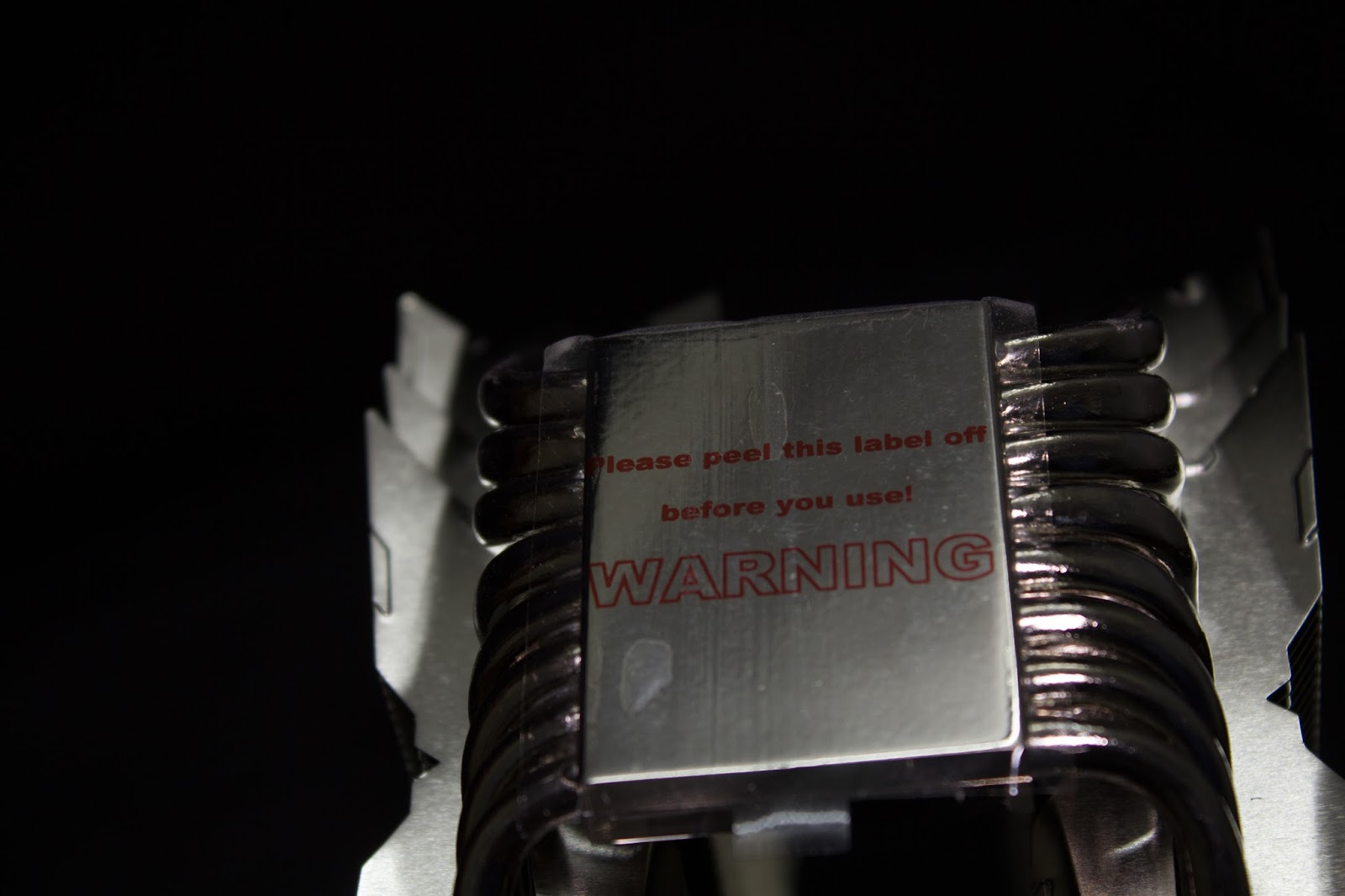 Unboxing: Thermalright Silver Arrow SB-E 44