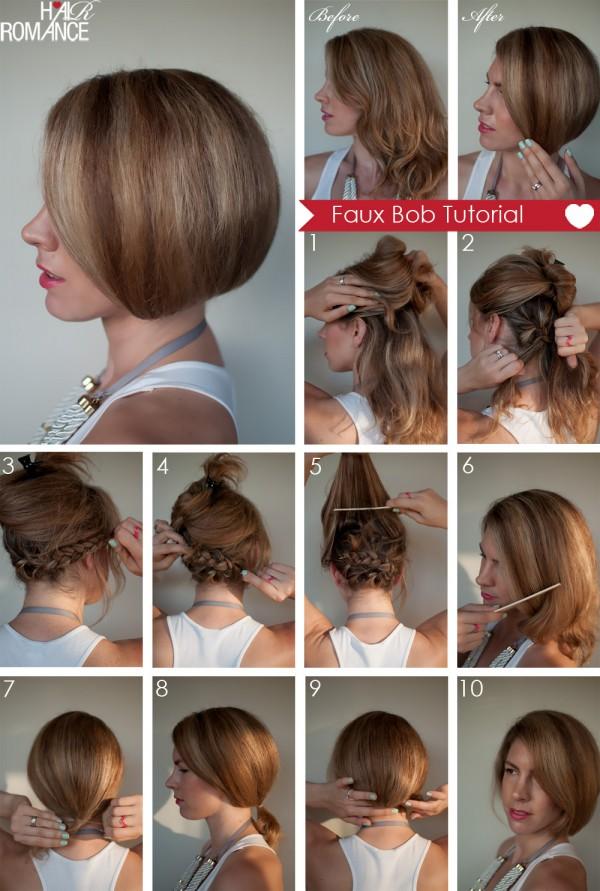 Tutorial Acconciature Capelli Lunghi - Acconciature Eleganti Foto e  Tutorial per imparare Beautydea 85c1ff9ec80e