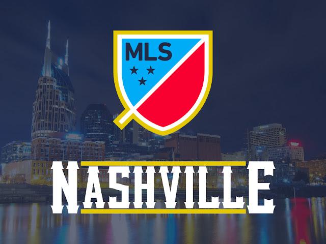 Nashville Menjadi Franchise MLS ke-24