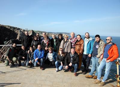 Foto de grupo en Salinas