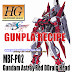 Gundam Recipe: 1/144 Gundam Astray Red DDraig Head