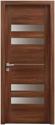 model pintu sederhana minimalis kayu