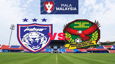 Live Streaming JDT FC vs Kedah 10 Ogos 2018 Piala Malaysia