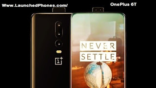 This volition move the side past times side OnePlus flagship smartphone OnePlus 6T 2018 is side past times side OnePlus smartphone